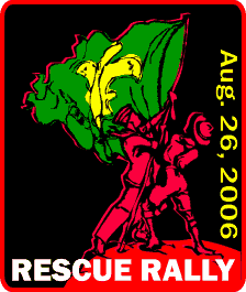 Rescue Rally Crest